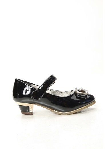 Violetta Shoes Babet Siyah